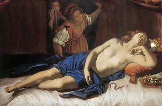 ('Cléopâtre', c. 1635 / © Collection particulière)