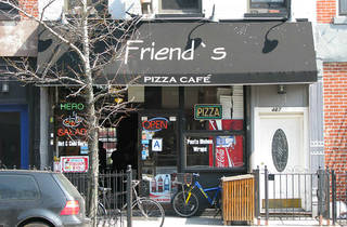 Friends Pizza Cafe