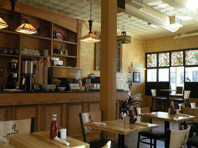 The Garden Spot Cafe (CLOSED)