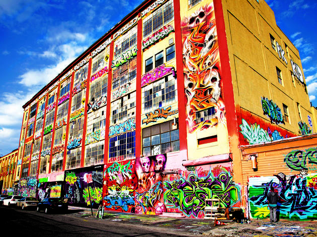Pointz Graffiti Long Island City