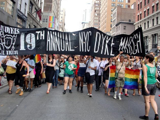 New York City Dyke March