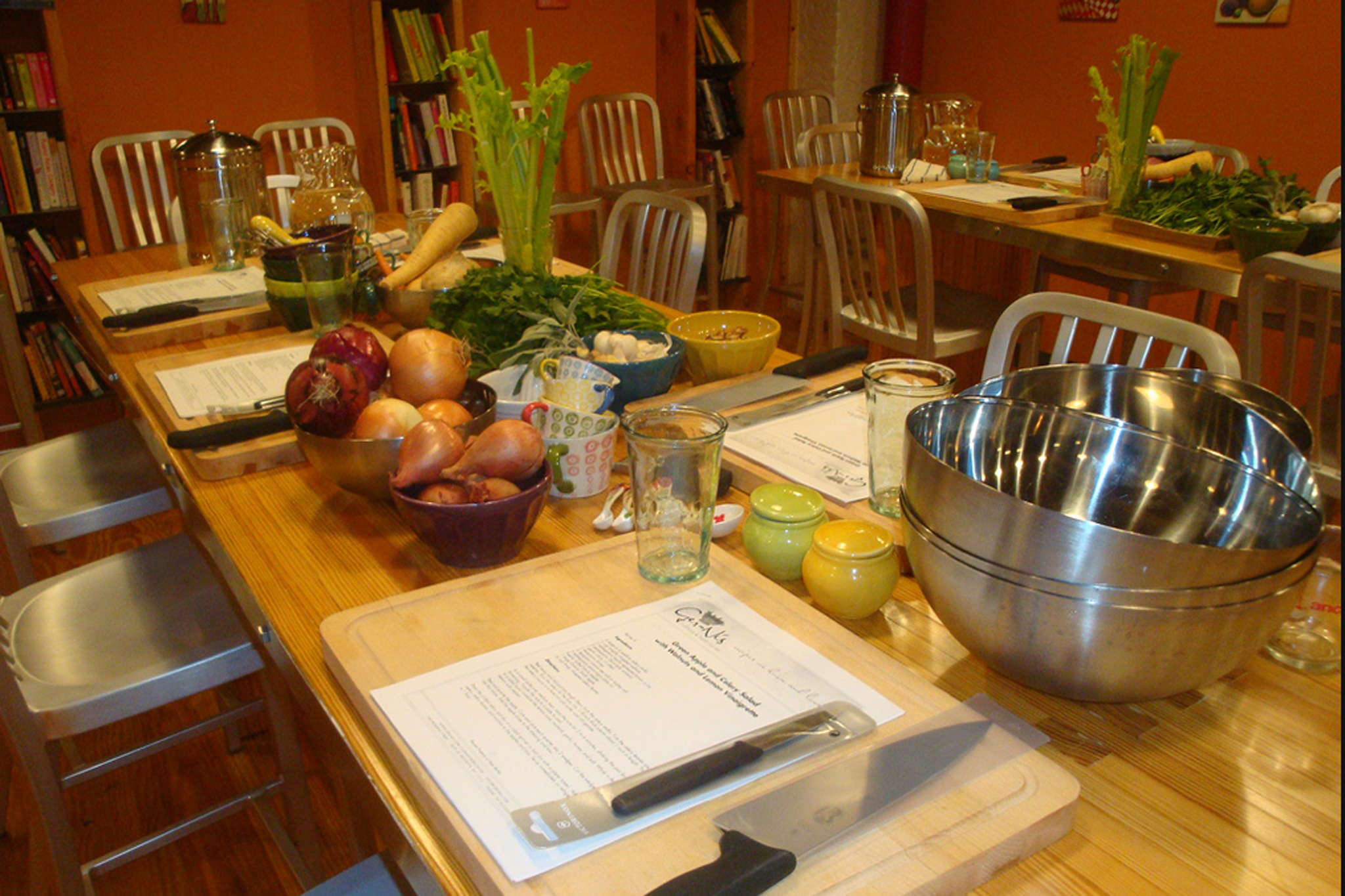 Mix your own Marys at Ger-Nis Culinary & Herb Center