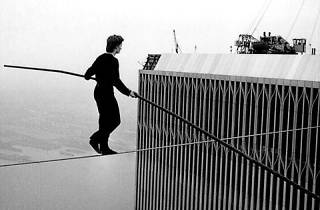 Chicago Humanities Festival: Man on Wire Philippe Petit