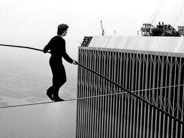 "Philippe Petit: ""Why Knot? The Art of Tying"""