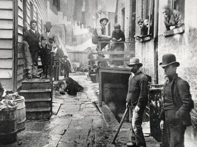 (Photograph: Jacob Riis)