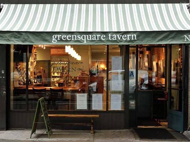 Greensquare Tavern (CLOSED)
