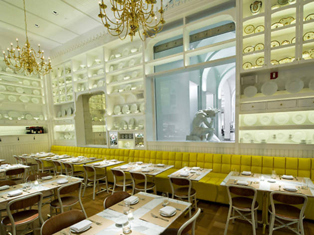 Best restaurants near Central Park, including RedFarm and Marea