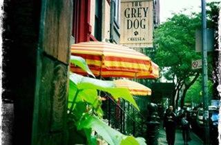 The Grey Dog's Coffee