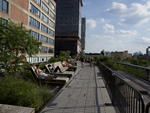 101 things to do in the spring in New York City 2013: Hang out and dine on the High Line