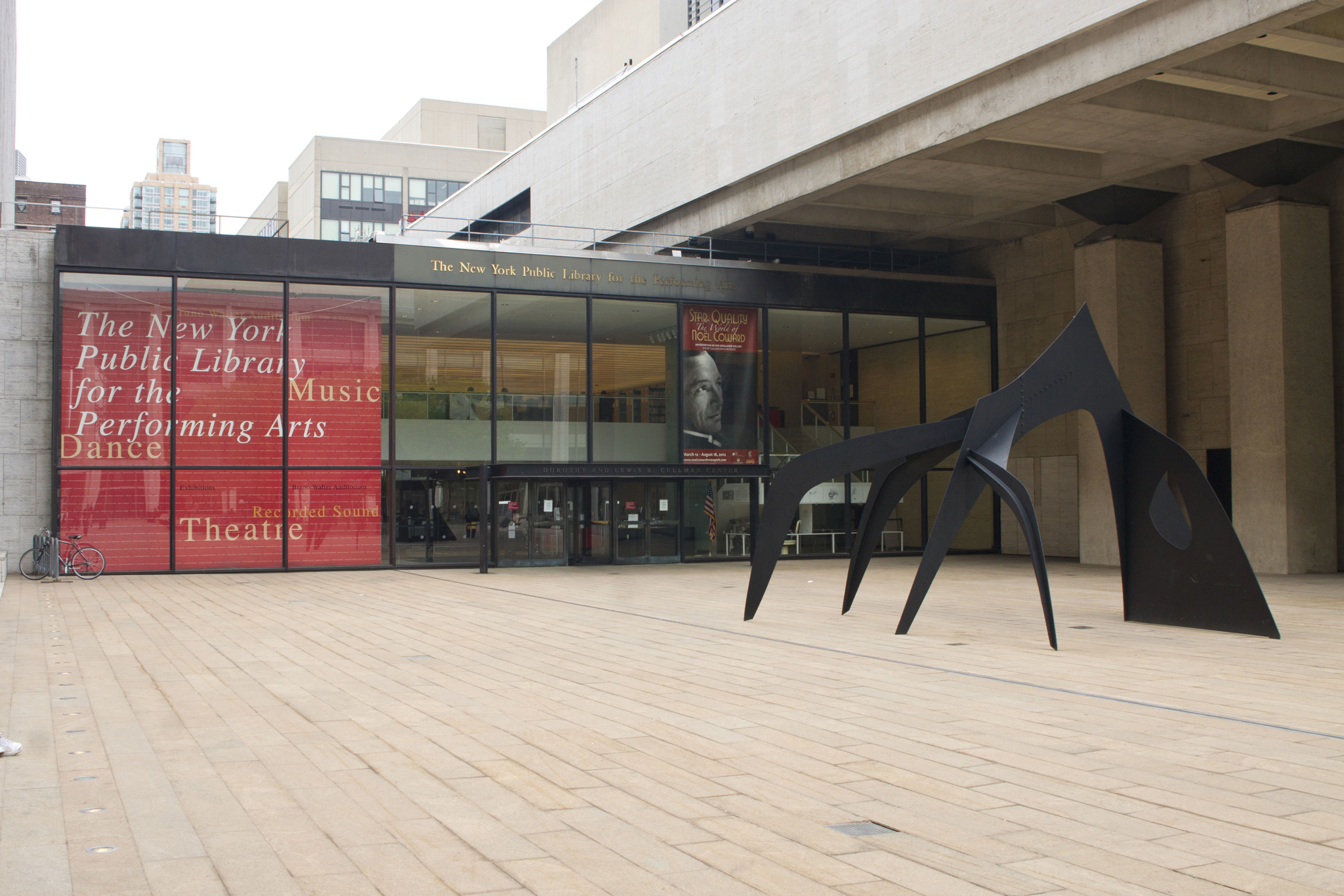 Nypl Performing Arts Exhibits