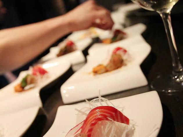 Hachi Restaurant & Lounge (CLOSED)