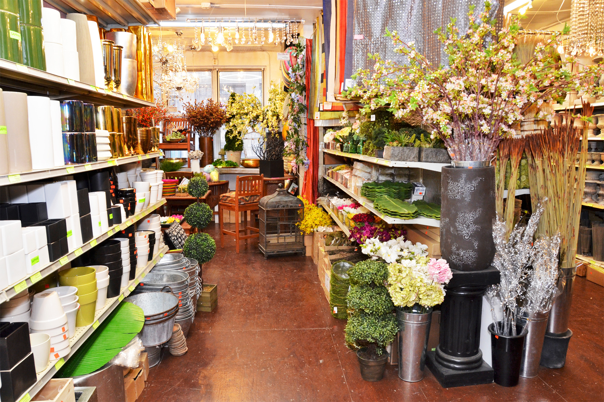 Jamali garden shopping in chelsea new york - Garden center madrid ...