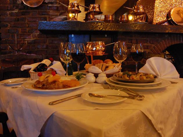 Los mejores restaurantes en la cdmx por tipo de cocina for Comida francesa df