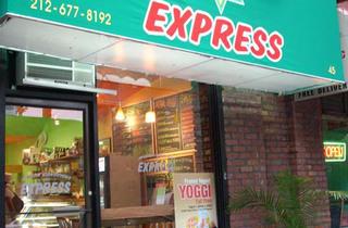 Health Conscious Express