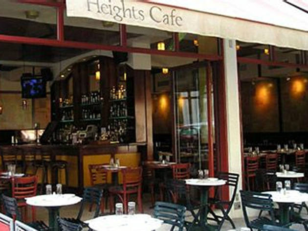 Heights Cafe