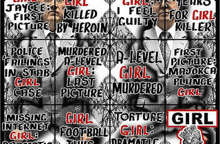 """Gilbert & George, """"London Pictures"""""""