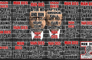 "Gilbert & George, ""London Pictures"""