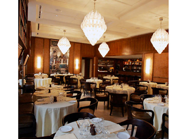 Cipriani Club 55 Restaurants In Financial District New York