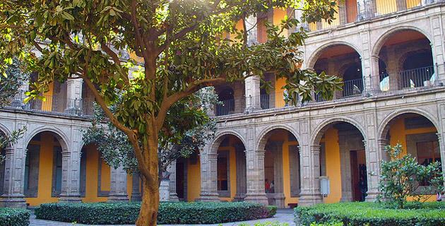 Viernes 11: Museo Antiguo Colegio de San Ildefonso