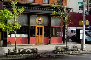 Hudson Yards Café