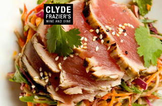 Clyde Fraziers Wine and Dine