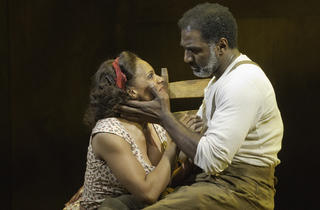 Porgy and Bess (Photograph: Michael J. Lutch)