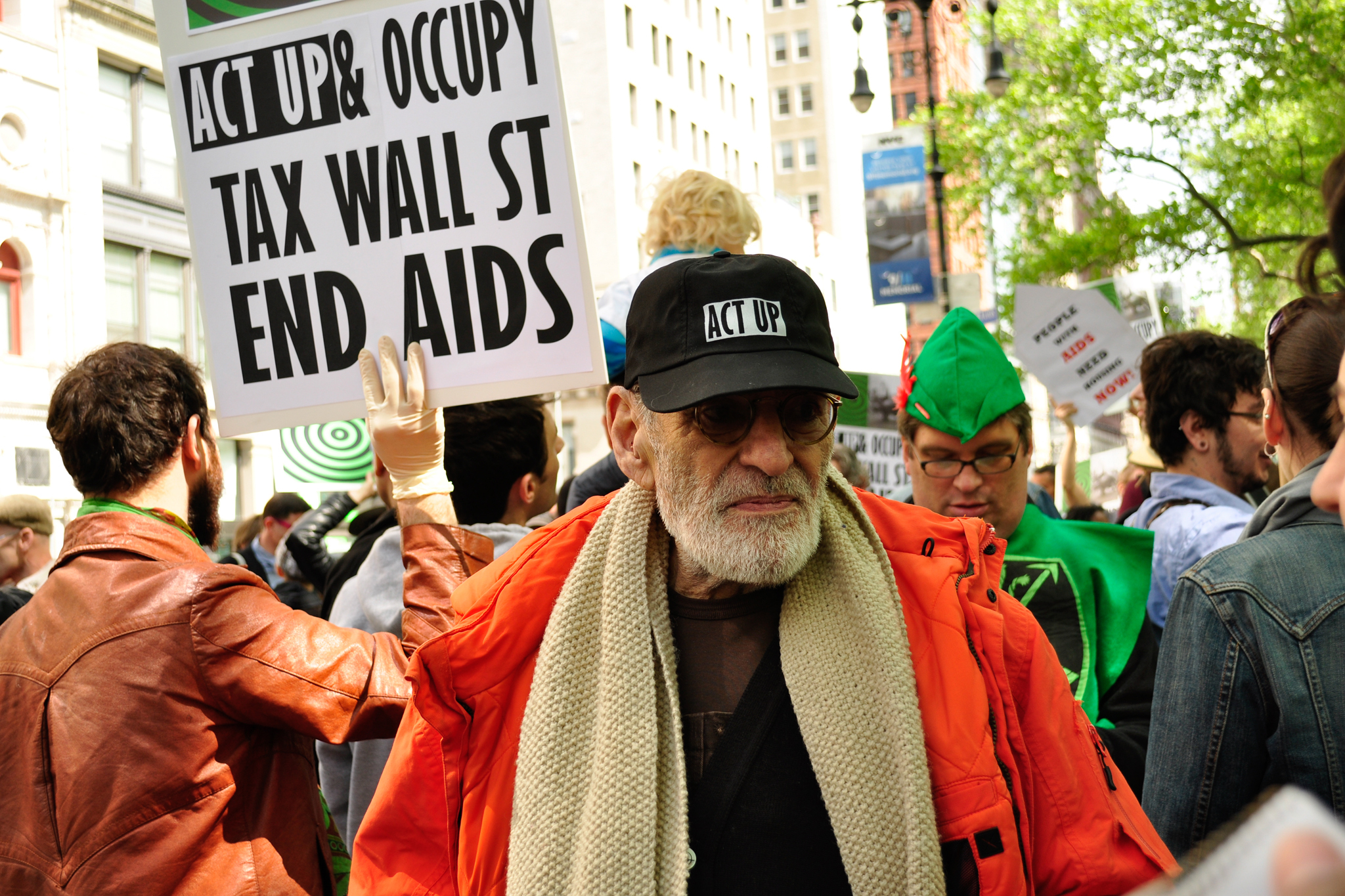 Occupy AIDS