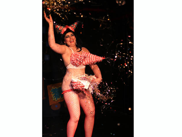 HyperGender Burlesque: The House of (Un)American Activities