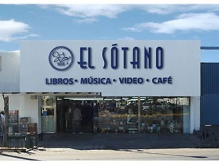 Zona de librerías de Coyoacán