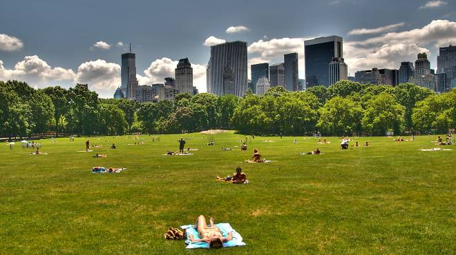 Free attractions and days out in New York City: Central Park