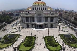 Museo Palacio de las Belllas Artes