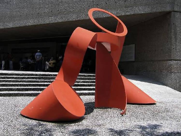 Museo de Arte Contemporáneo Internacional Rufino Tamayo