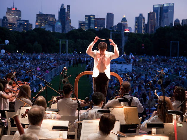 free orchestra concerts nyc
