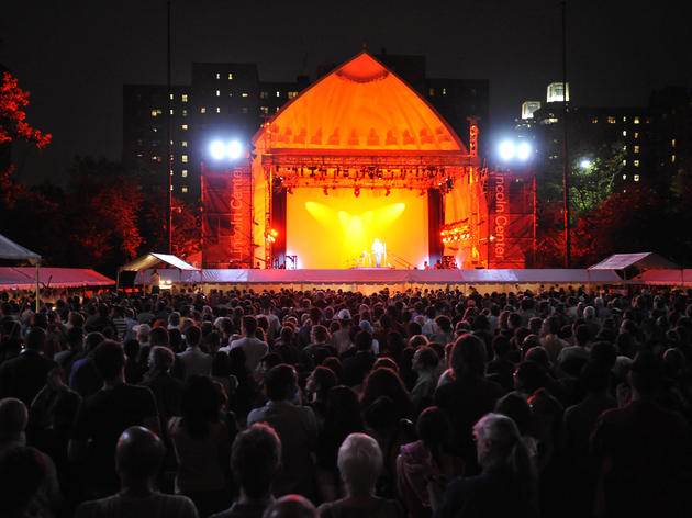 Enjoy two weeks of alfresco culture at the Lincoln Center Out of Doors Festival