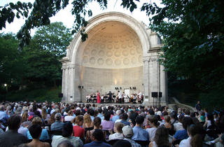 CMS at the Naumburg Bandshell