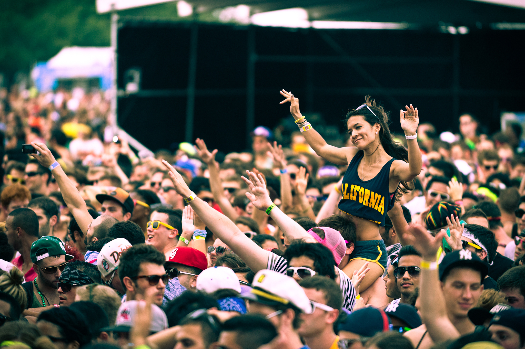 Electric Zoo 2014 Debuts Sixth Stage: Sunday School Vinyl Only