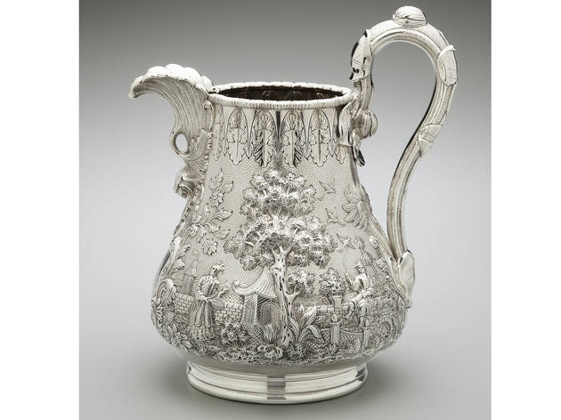 """Stories in Sterling: Four Centuries of Silver in New York"""