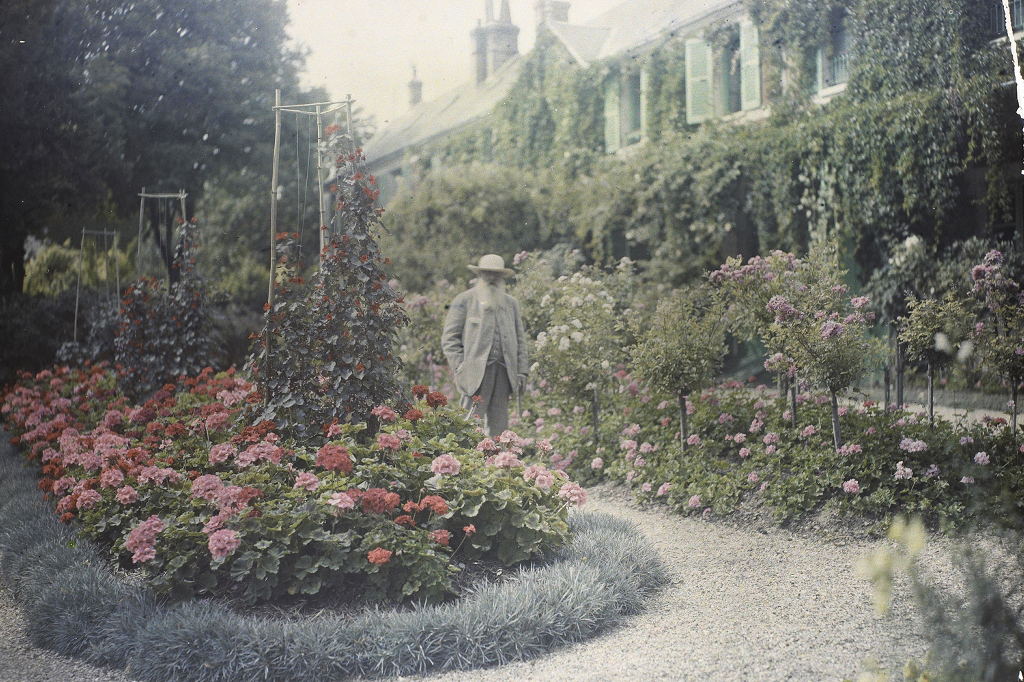 """Monet's Gardens"""