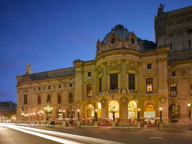 L'Opéra Restaurant - Opéra Garnier