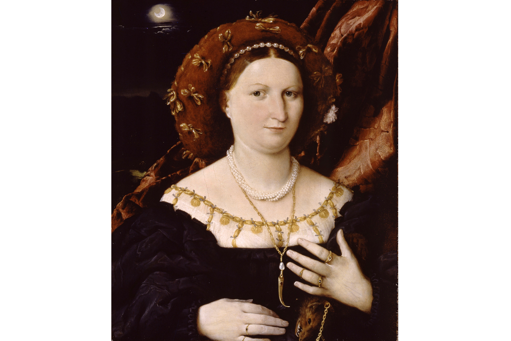 """Bellini, Titian and Lotto: North Italian Paintings from the Accademia Carrara, Bergamo"""