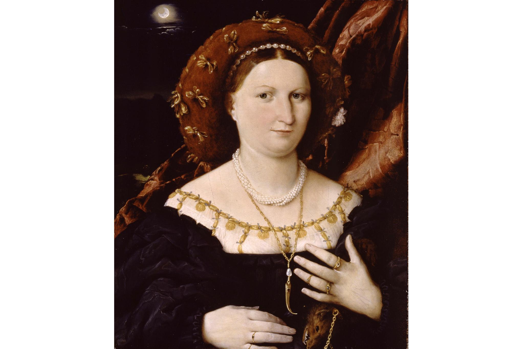 """Bellini, Titian and Lotto: North Italian Paintings from the Accademia Carrara, Bergamo"""