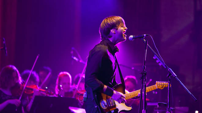 The Postal Service's Ben Gibbard fronting Death Cab for Cutie