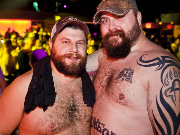 Boston gay bears