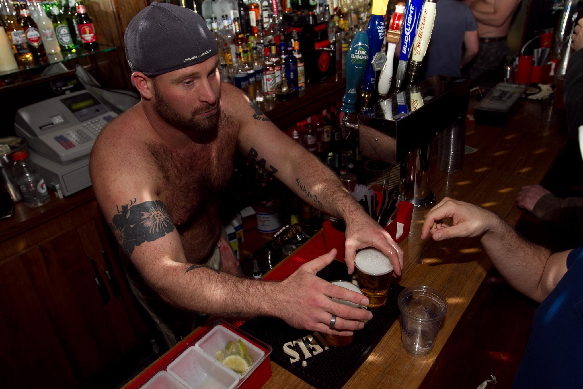 NYC bear bars