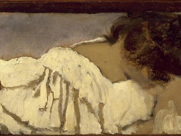 (Édouard Vuillard, 'La Nuque de Misia', 1897-1899 / Collection particulière / © Archives Vuillard, Paris)