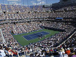 2010 US Open;Grounds;General Views;Arthur Ashe