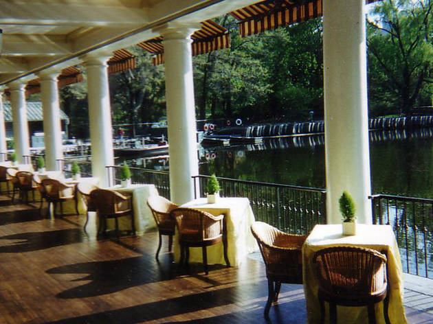 Express Café at the Central Park Boathouse