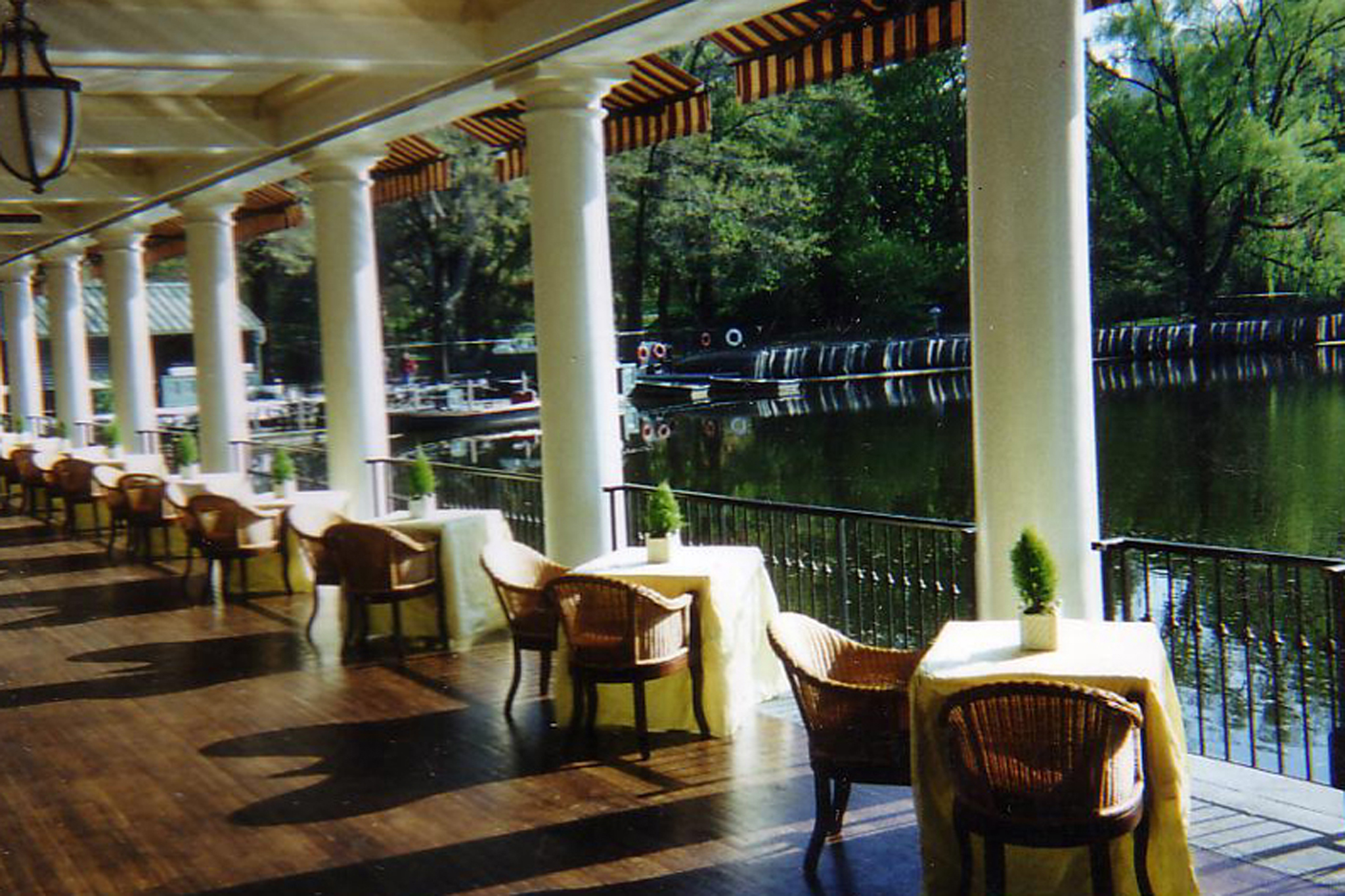Boathouse Restaurant Nyc Dinner Menu