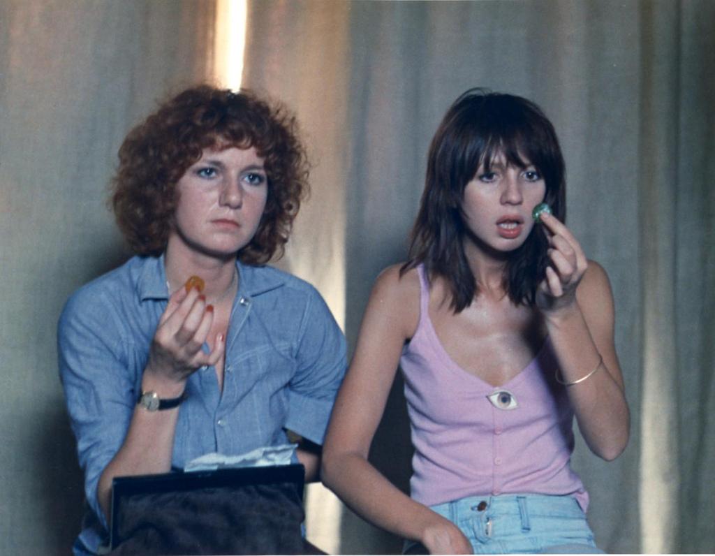 Celine and Julie Go Boating (Céline et Julie vont en bateau) (1974)