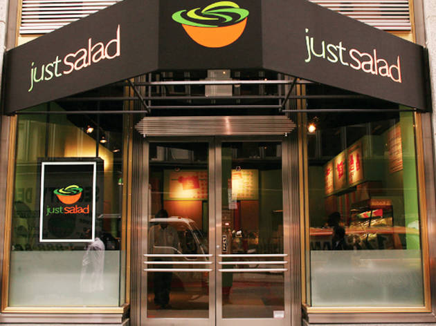 just salad dating By jennifer baum, just salad posted: thursday, july 15, 2010 at 12:58pm edt new york, july 14 -- the fresh quick serve concept just salad announces the launch of.
